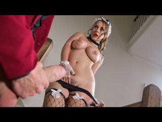 Liza Del Sierra - Sexpionage [Brazzers. HD 1080. Big Ass, Big Tits, Feet, Stockings & Fishnets, Uniform & Costumes]