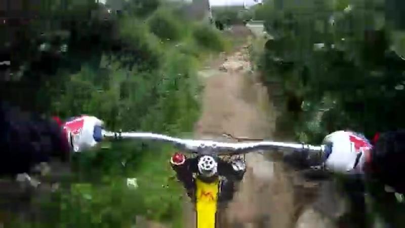 Adreanalin Dolu Bisiklet Sürüşü
