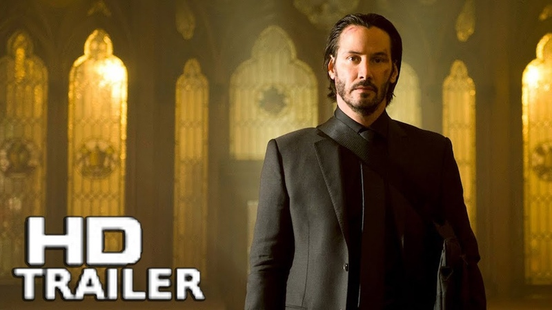 John Wick 3: Parabellum Teaser Trailer (2019) Keanu Reeves Action Movie Concept HD