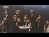 [CUT] 171229 KBS Gayo Daechukje @ EXO — Opening