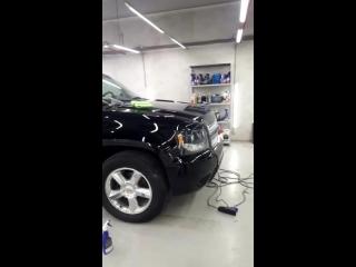Chevrolet Tahoe opti-coat анонс