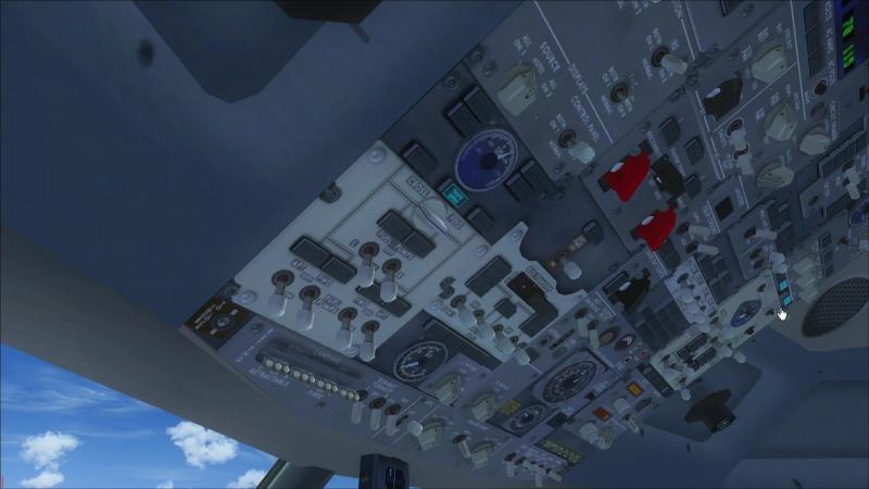Звуки иммерсона (NGX Cockpit Sound Immersion)для ифлай 737)