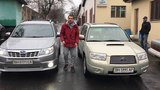 Subaru Forester 2011 vs Forester 2.5 XT 2007. Off road mud  CarPoint