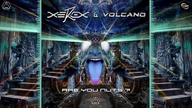 Xerox Volcano - Are You Nuts?