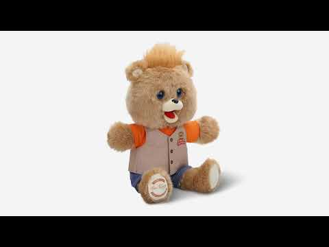Wicked Cool The Newly Animated Teddy Ruxpin