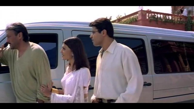 Приятные воспоминания. Индийский фильм. 2001 год. В ролях: Джеки Шрофф. Ритик Рошан. Карина Капур. Амриш Пури и другие.