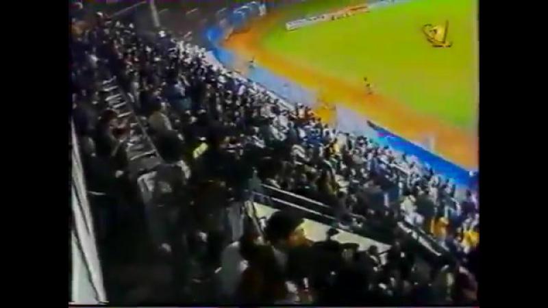 Кубок УЕФА 1997/98. МТК (Венгрия) - Алания (Владикавказ) - 3:0 (0:0).