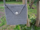 Как связать летнюю сумку крючком. Bag crochet.