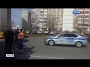 На юго-востоке Москвы столкнулись мотоцикл и КамАЗ - Россия 24