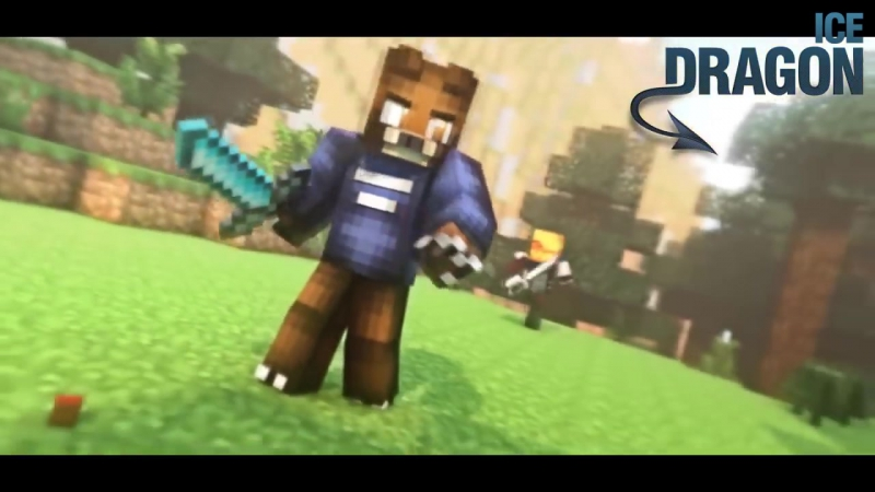 Top 40 Minecraft intro Animations (Топ 40 Майнкрафт Интро Анимации)