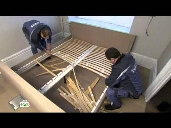 Квартирный вопрос. Выпуск (2013.05.12) - Спальня с клубком и чайниками