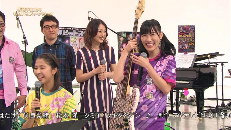 Momoiro Clover Z - Sakazaki Konosuke no Momoiro Folk Mura 26 20161020 Add