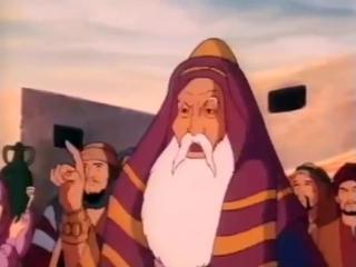 Desenhos Bíblicos - Hanna Barbera 2