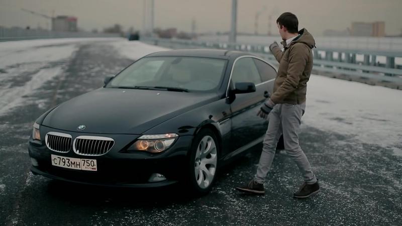 Обзор BMW 650i 367 л с с пробегом
