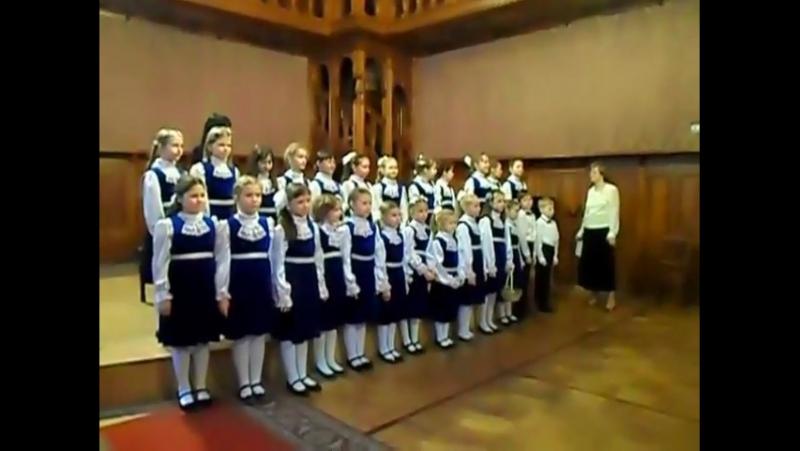 ''К нам пришла коляда''. Рождественский концерт для детей и юношества.