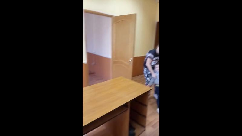 Ремонт полным ходом в новом офисе Лаки Тревел