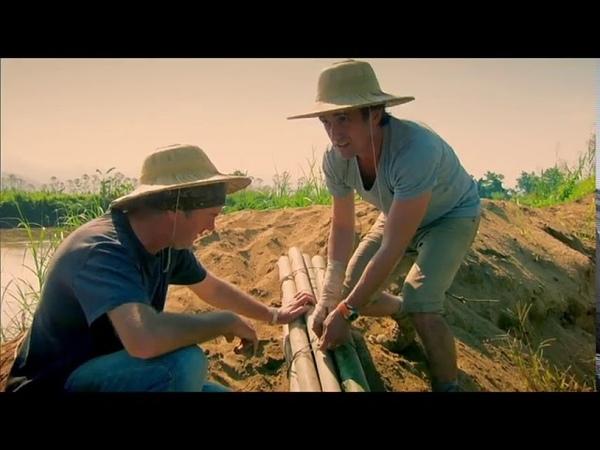 Top Gear Спецвыпуск в Бирме Часть 23