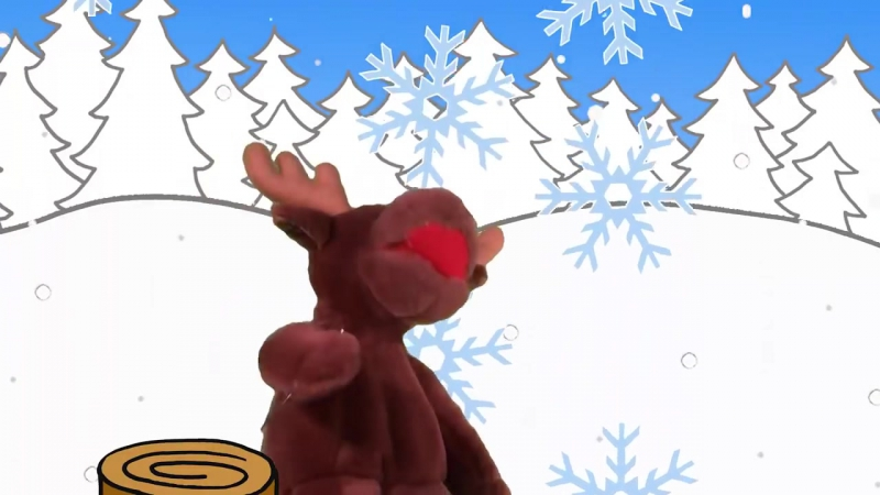 Counting Snowflakes _ Christmas Songs for Kids