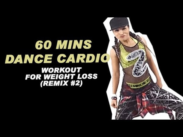 REMIX 2   60 Minutes DANCE FITNESS WORKOUT for WEIGHT LOSS   Full Body Workout   MICHELLE VO