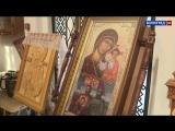Крестный ход к столетию со дня гибели царской семьи сделал остановку в Волгограде