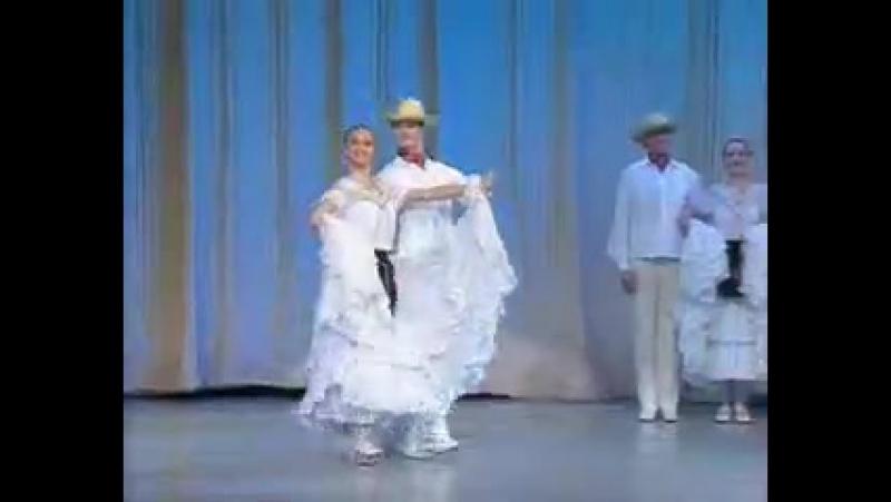Ансамбль им. Моисеева.Сюита мексиканских танцев