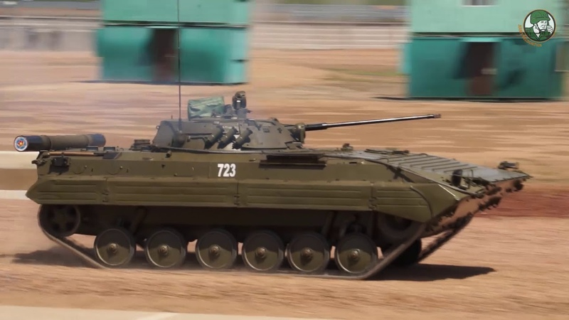 KADEX 2018 Day 3: Paramount Group/KPE Kazakh Armed Forces Live Demonstration