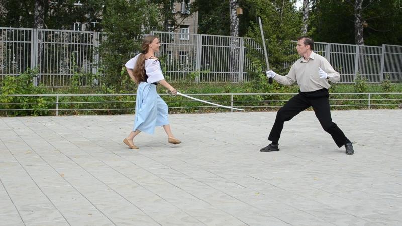 2016.08.14 - Грани танца, мк по фехтованию