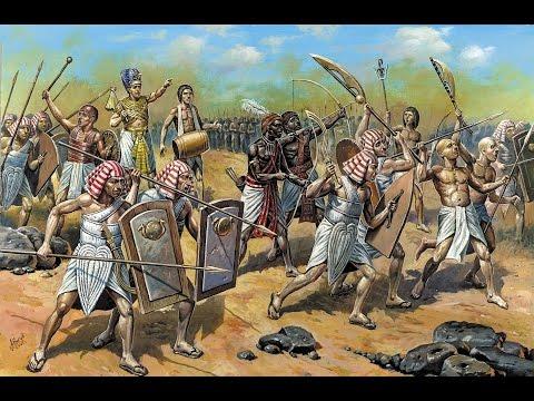 Как создавалась Египетская Империя / Гробницы величайших фараонов