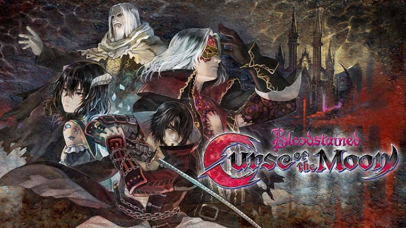 GEEK_light LIVE - Bloodstained Curse of the Moon