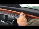 Как убрать следы кузовного ремонта?