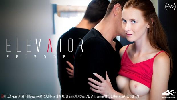 SexArt - Elevator Part 1