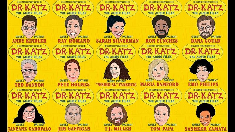 Доктор Катц: Аудио Файлы