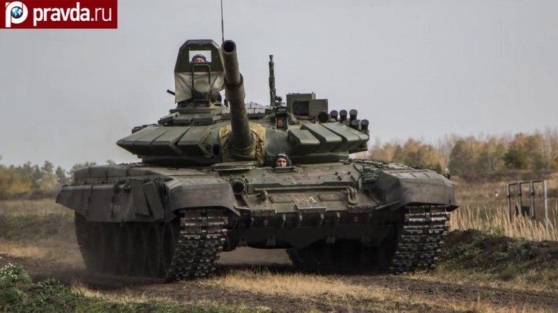 Армата - русский танк уделал НАТО