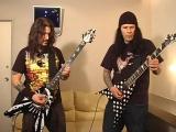 Robb Flynn &amp Phil Demmel (MACHINE HEAD) - demo #1 - 2010