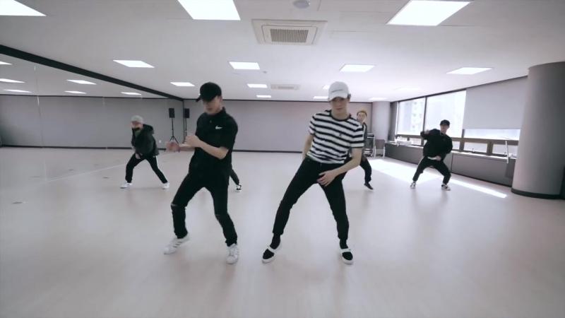 NCT U - Baby Dont Stop (Dance Practice)