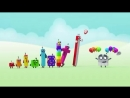 Numberblocks Working Together Learn to Count