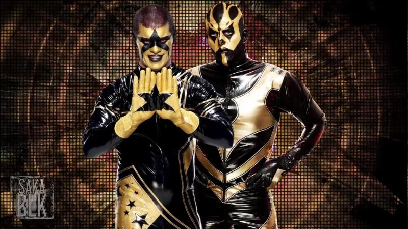 WWE Mash Up Starlust ► Stardust Goldust Theme Song