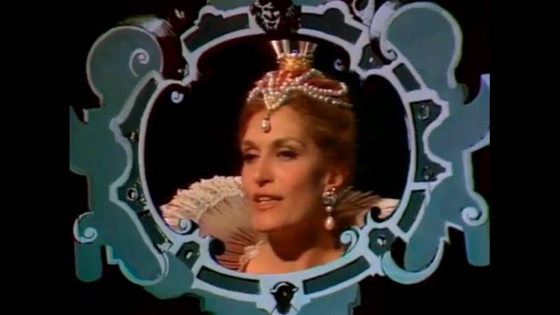 Dalida ♫ Ma vie je la chante ♪ 08.02.1975 (Z'heureux roi z'Henri (1re chaine)