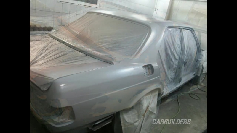 1988 Mercedes-Benz S300 (W126) Rebuild Project