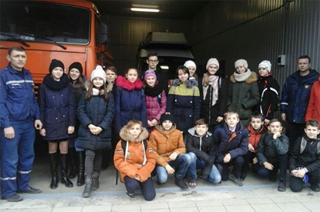 Более полусотни «уроков безопасности» за неделю прошли в школах Ростовской области