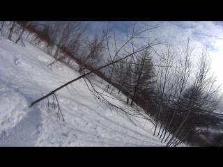 #snoubord#friraid#magadan##mountain-skiing#base#a lot of snow# golden edge####################################