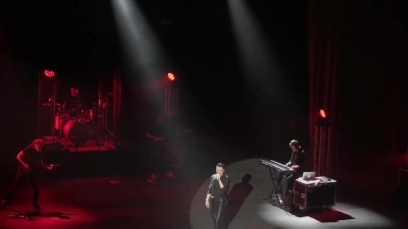 Видеоотчет с концерта Алексеева 22 марта в Ессентуках!