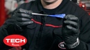 Применение жгутов TECH Permacure для ремонта проколов легковых бескамерных покрышек