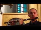 MVI_1916 - Георг Филипп Телеман - Фантазия ре - минор для флейты - траверсо соло.