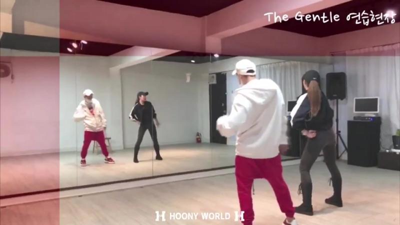 강성훈 단독 콘서트 - THE GENTLE 연습 영상