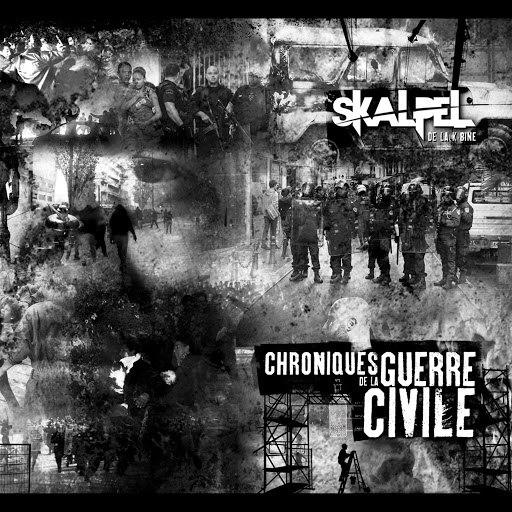 Skalpel альбом Chroniques De La Guerre Civile