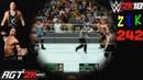 WWE 2K18 - RVD vs. Shawn Michaels vs. Edge vs. John Cena '06 (Elimination Extreme Rules Match)
