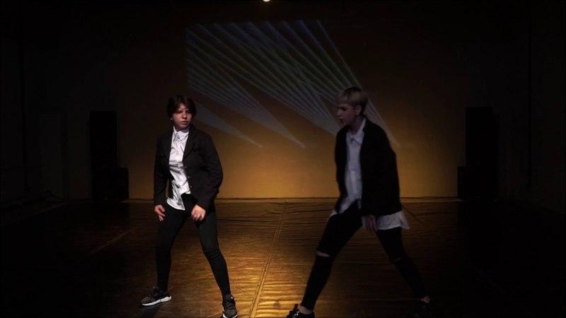—| INSPIRATION (NCT U - Baby Don't Stop) | MEGA PARTY K-POP COVER DANCE OTS SPACE [03.06.2018] |—