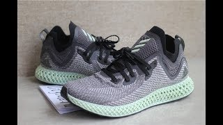 PK God Exclusive Retail 4D Runner Alphaedge Ash Green Ready to Ship from CitySole ru