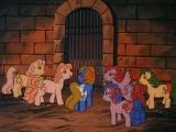 Маленькие пони - 20 серия (Б) - Принц и пони